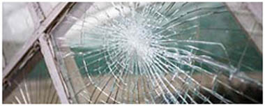 Isle Of Dogs Smashed Glass